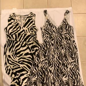 Set of 2 maxi dresses